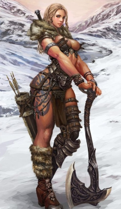 norse woman 2